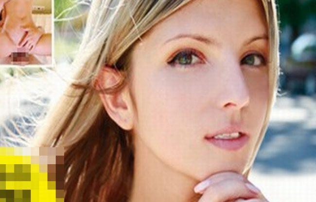 《パツキン》19歳のロシアンパイパン美少女(^^♪ ブロンドヘアーをなびかせながら大和チ〇ポで絶頂!