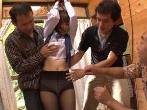 《強姦》レイプ好きには堪らない『可愛らし女子校生を輪姦。。。』未熟なカラダを容赦なく中だしでハメ狂う!