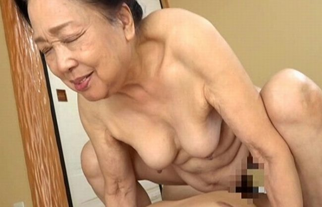 《BBA》80歳になりました『若さの秘訣は彼氏と遊ぶこと。。。』突きに2回はホテルでイチャイチャ!女の悦びはこれでしょ!