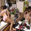 《隠し撮り》五十路熟女をお持ち帰り性交『まだまだ女性のエロスが漂う50代おばさん達。。。』盛り上がって脱ぎ合ってアンアン大合唱!
