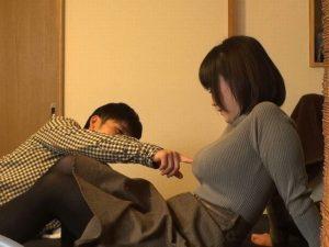 Jカップ爆乳の風俗嬢を『自宅に連れ込んで。。。』その一部始終を隠し撮りした映像!